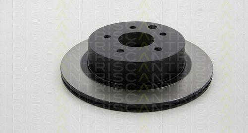 TRISCAN 8120 14160 Тормозной диск для NISSAN QASHQAI (Ниссан Кашкай)