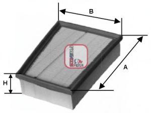 SOFIMA S 4052 NR Топливный фильтр для NISSAN JUKE (Ниссан Джук)