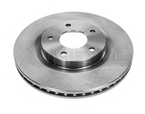 MEYLE 36-15 521 0047 Тормозной диск для NISSAN QASHQAI (Ниссан Кашкай)