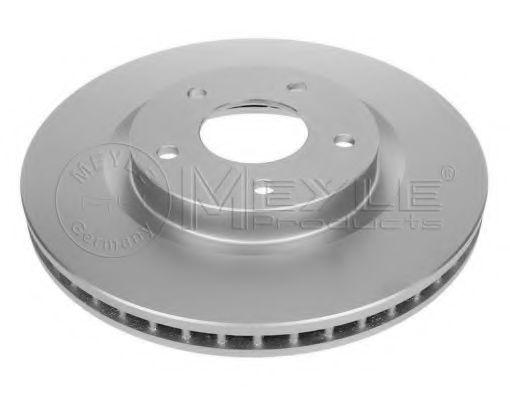 MEYLE 36-15 521 0047/PD Тормозной диск для NISSAN QASHQAI (Ниссан Кашкай)