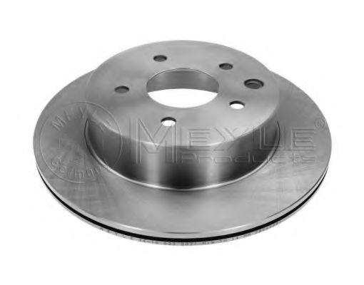 MEYLE 36-15 523 0021 Тормозной диск для NISSAN QASHQAI (Ниссан Кашкай)