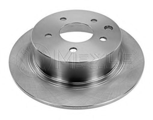 MEYLE 36-15 523 0033 Тормозной диск для NISSAN QASHQAI (Ниссан Кашкай)