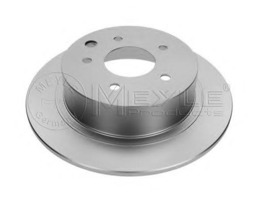 MEYLE 36-15 523 0033/PD Тормозной диск для NISSAN QASHQAI (Ниссан Кашкай)