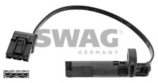 Датчик импульсов, маховик; Датчик частоты вращения, автоматическая коробка передач Передачи с двойным сцеплением SWAG 30 94 4351