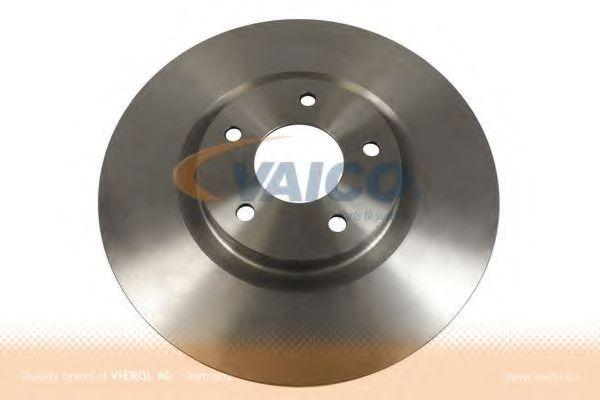 VAICO V38-80013 Тормозной диск для NISSAN QASHQAI (Ниссан Кашкай)