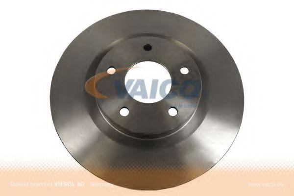 VAICO V38-80014 Тормозной диск для NISSAN QASHQAI (Ниссан Кашкай)
