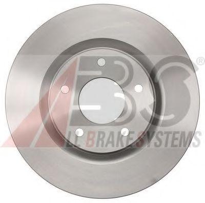 A.B.S. 17889 OE Тормозной диск для NISSAN QASHQAI (Ниссан Кашкай)