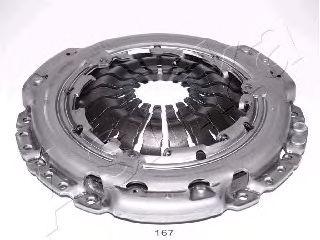 ASHIKA 70-01-167 Нажимной диск сцепления для DACIA LOGAN (Дача Логан)