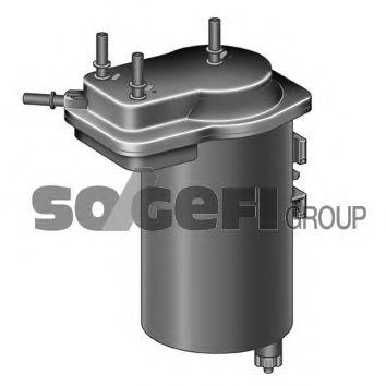 PURFLUX FCS748 Топливный фильтр для NISSAN JUKE (Ниссан Джук)