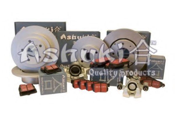 ASHUKI M050-40A Комплект тормозных колодок, дисковый тормоз для NISSAN QASHQAI (Ниссан Кашкай)