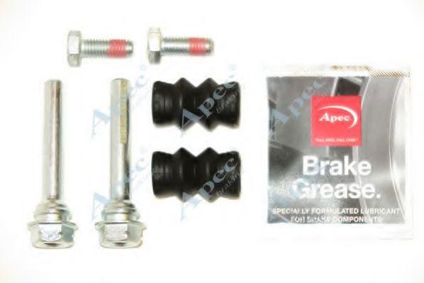 APEC braking CKT1033 Комплект направляющей гильзы для NISSAN NOTE (Ниссан Нотэ)