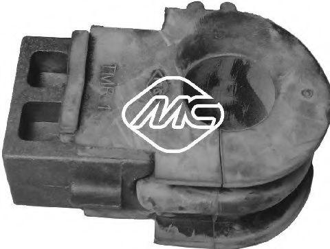 Metalcaucho 06139 Опора, стабилизатор для NISSAN JUKE (Ниссан Джук)