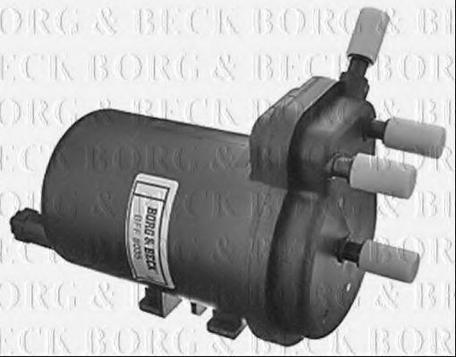 BORG & BECK BFF8035 Топливный фильтр для NISSAN JUKE (Ниссан Джук)