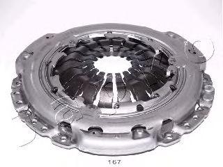 JAPKO 70167 Нажимной диск сцепления для DACIA LOGAN (Дача Логан)