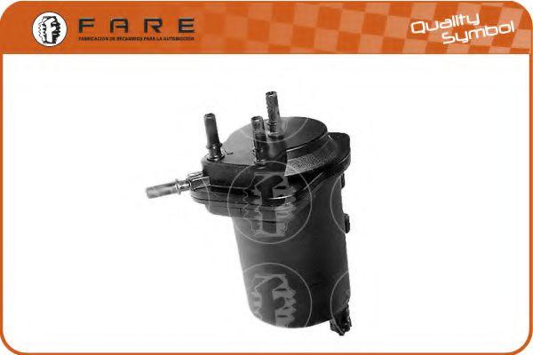 FARE SA 10309 Топливный фильтр для NISSAN JUKE (Ниссан Джук)