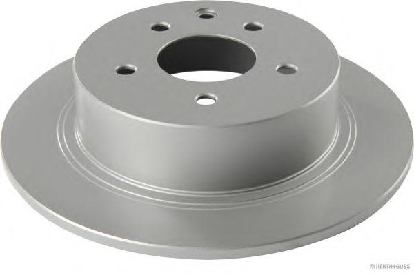 HERTH BUSS JAKOPARTS J3311050 Тормозной диск задний мост для NISSAN QASHQAI (Ниссан Кашкай)