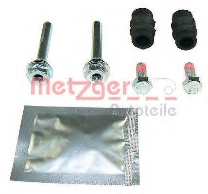 METZGER 113-1368X Комплект направляющей гильзы для NISSAN NOTE (Ниссан Нотэ)