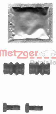 METZGER 113-1339 комплект принадлежностей, тормозной суппорт для NISSAN NOTE (Ниссан Нотэ)